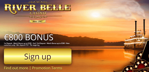 River Belle Casino Offer