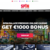 Spin Palace Casino Homepage