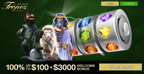 Casino Tropez Offers