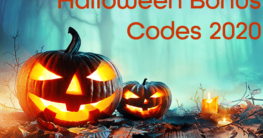 Halloween Bonus Codes