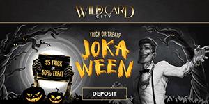 JokaWeen Halloween Bonus