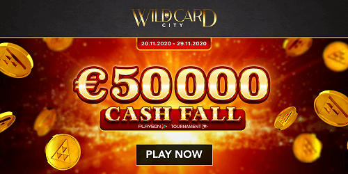 Playson Cashfall Network Tournament
