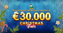 Booongo Christmas Fair Network Tournament Details