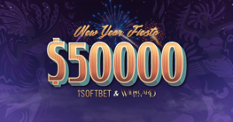iSoftbet New Year Fiesta Tournament