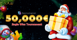 Spinomenal Jingle Wins Tournament Series Details