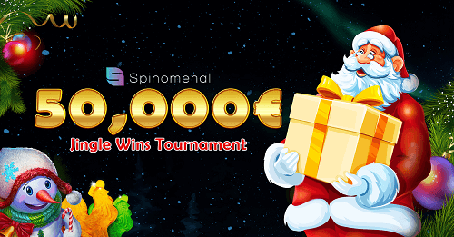 Spinomenal Jingle Wins Tournament