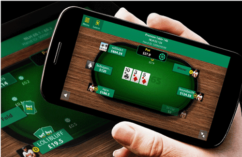 Mobile Poker App or Mobile Sites?